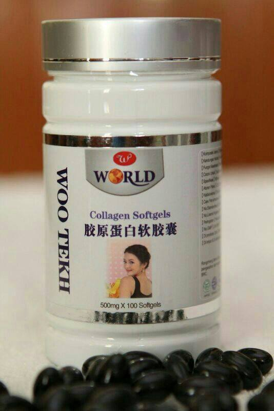 Woo tekh collagen softgel
